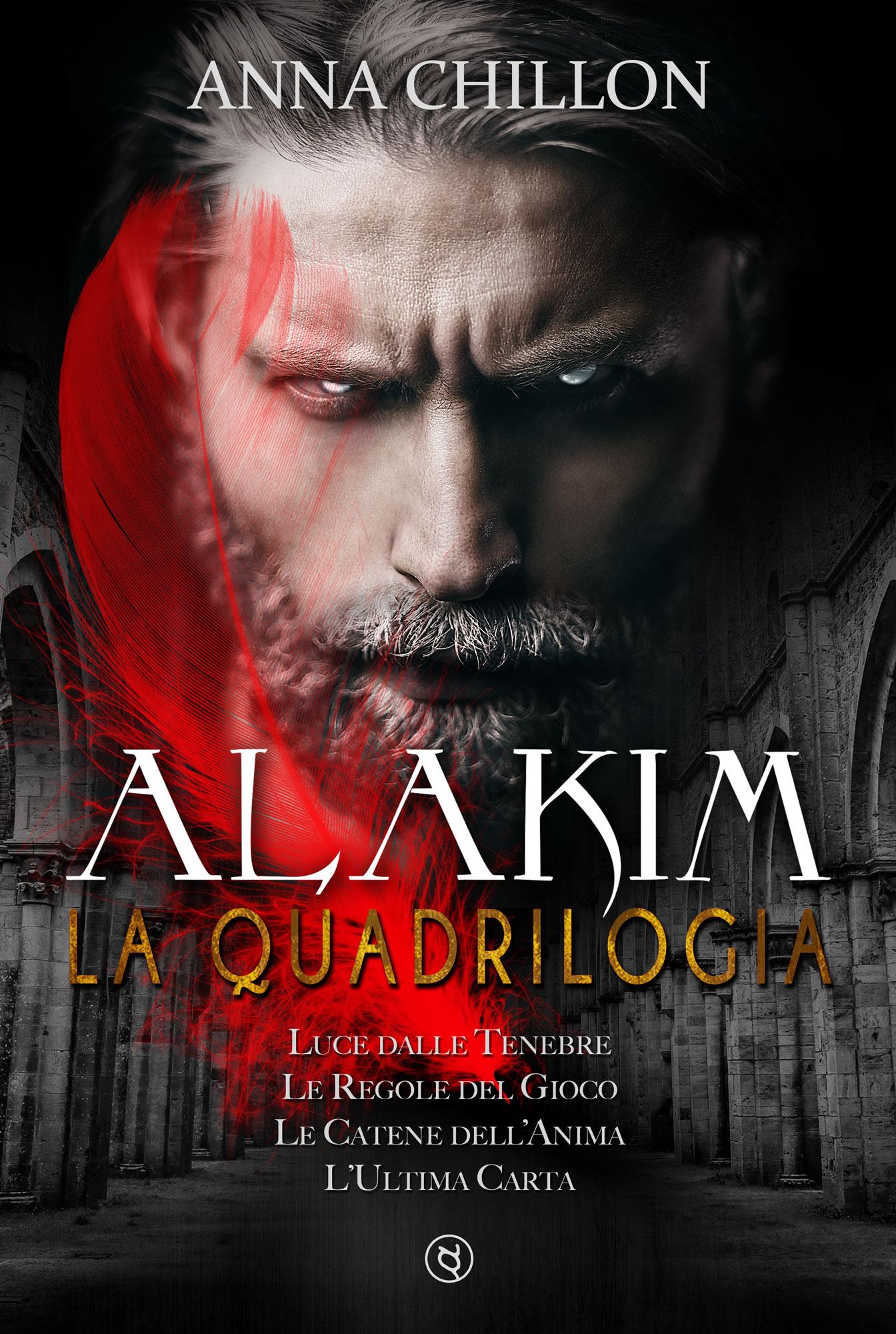Alakim. La Quadrilogia completa - Cover