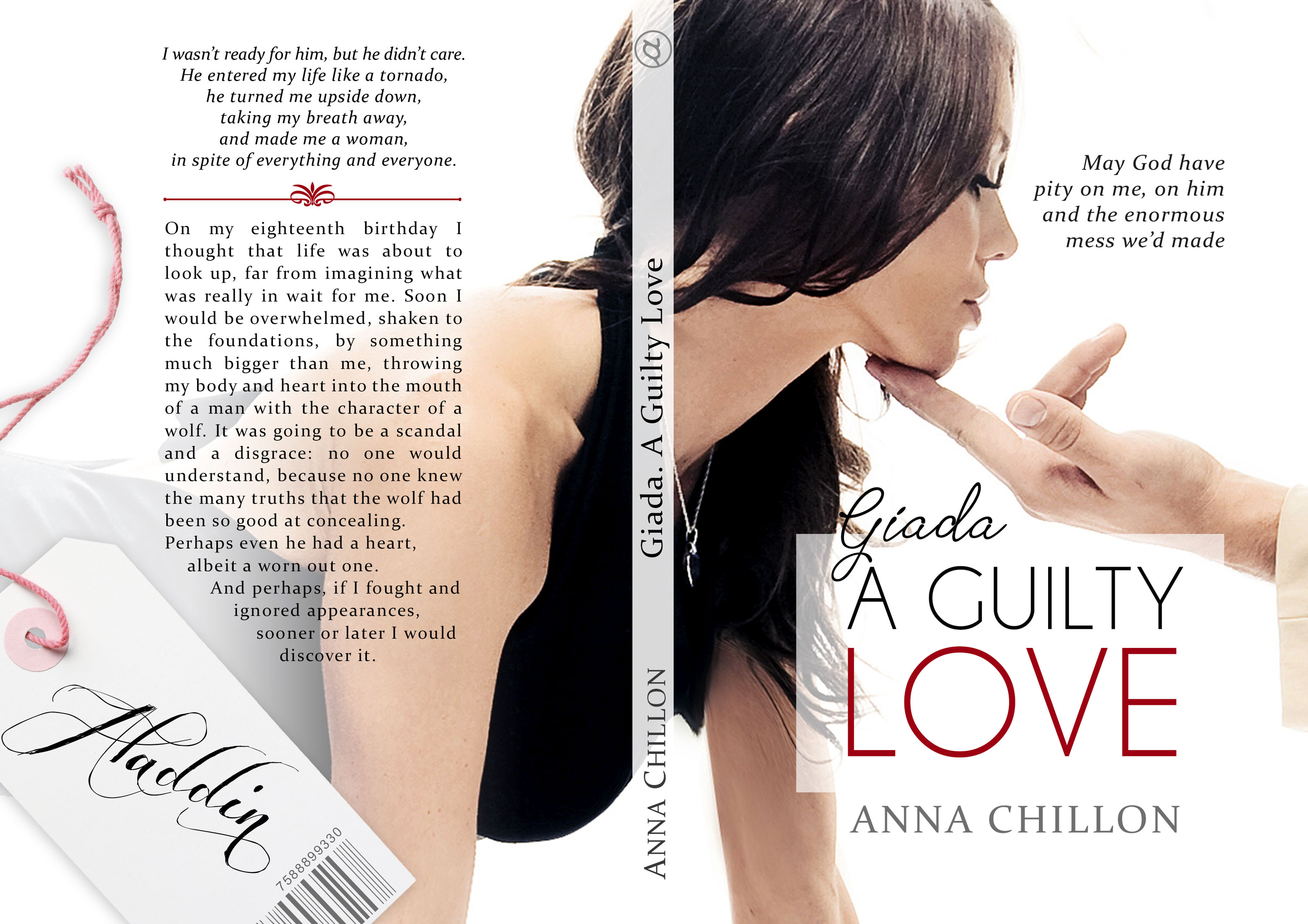 Giada. A Guilty Love